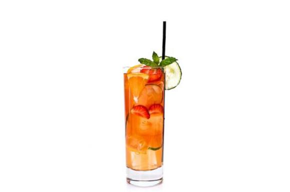 preprazione cocktail pimm's cup