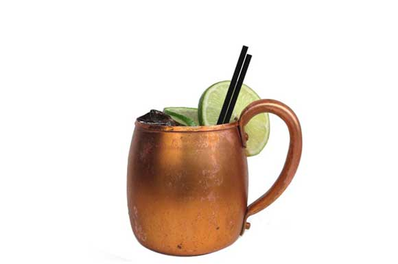preparazione, storia e ricetta cocktail Moskow Mule