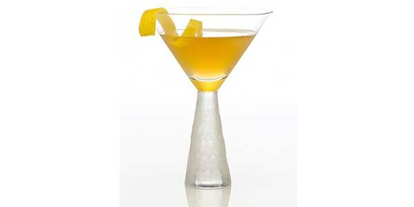 Ricetta Storia Cocktail Between the sheets