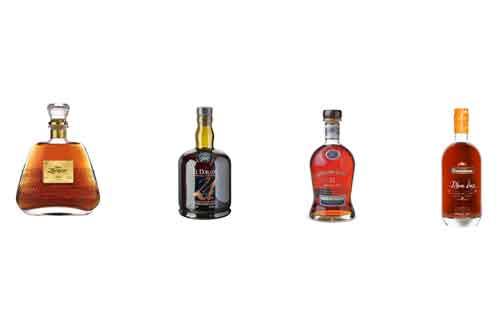 I migliori 4 rum al mondo