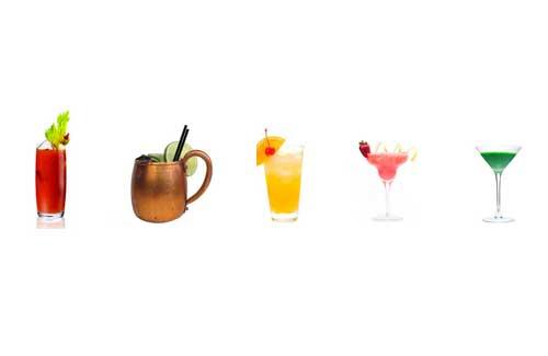 ecco la classifica dei migliori cocktails del 2016