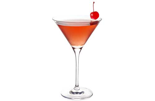 preparazione completa ricetta cocktail sweet martini