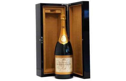 caratteristiche champagne Broël & Kroff 1996