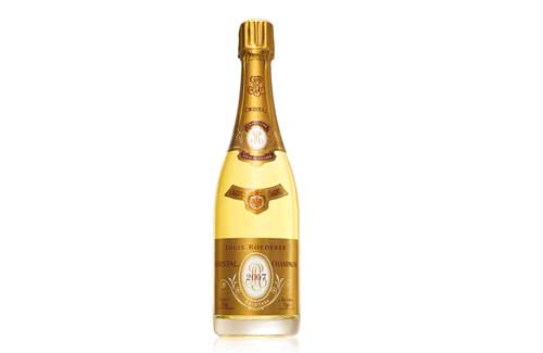 caratteristiche champagne Louis Roederer Cristal 2007