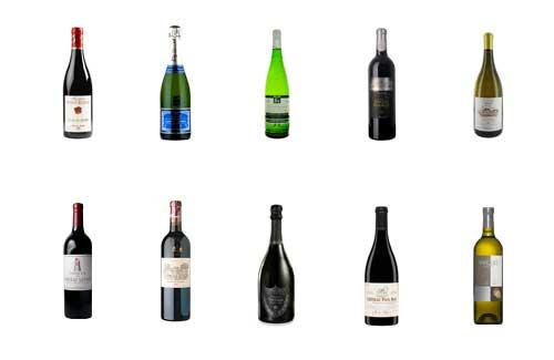 Ecco la classifica dei migliori vini francesi pregiati