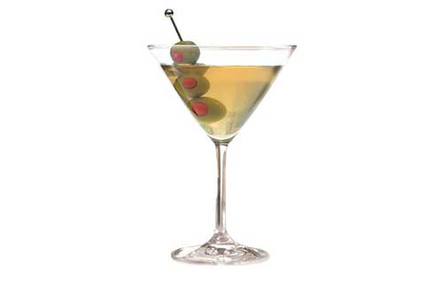 Ecco come preparare la ricetta del cocktail dirty Martini