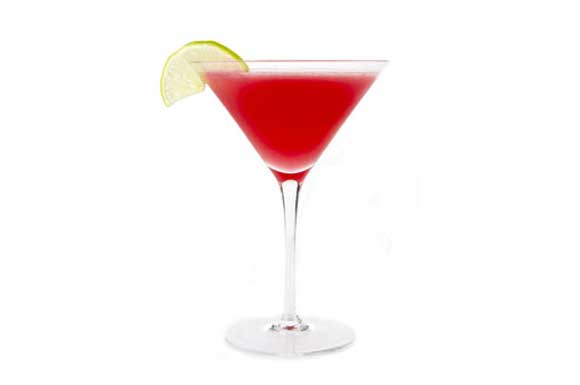 Preparazione Cocktail Cosmopolitan