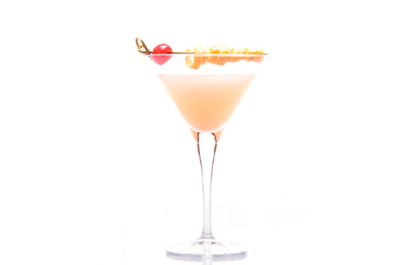 Preparazione cocktail hemingway special