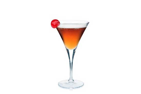 Preparazione Cocktail Manhattan