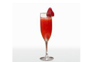 Cocktail Rossini: Ricetta e Storia di un Grande Aperitivo