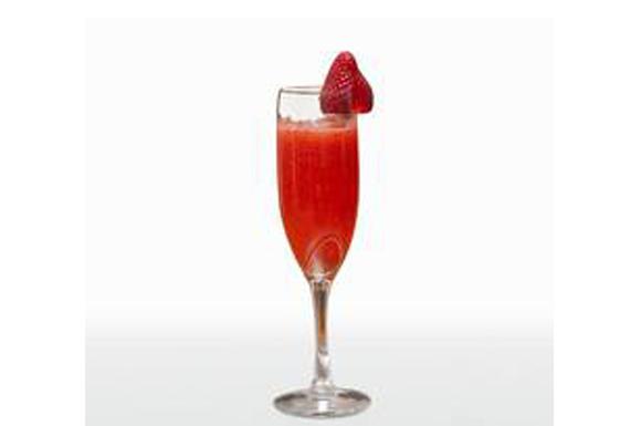 preparazione cocktail rossini