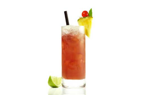 Cocktail singapore sling