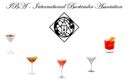 elenco lista cocktail ufficiali iba