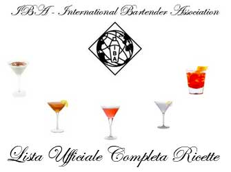 ecco le migliori ricette sui cocktails IBA