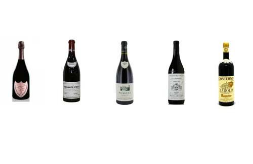 Ecco la classifica dei migliori 5 vini al mondo del 2016